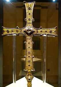 Cross of Cong (ca ad 1123), National Museum, Dublin