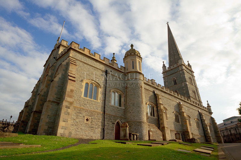 Saint Columb's Cathedral, Derry, Ireland