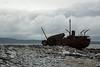Shipwreck, Inisheer, Ireland