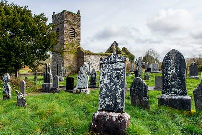 Inchigeelagh Cemetary; County Cork, Ireland 2017