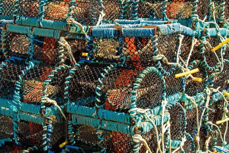 Crab Cages 0577