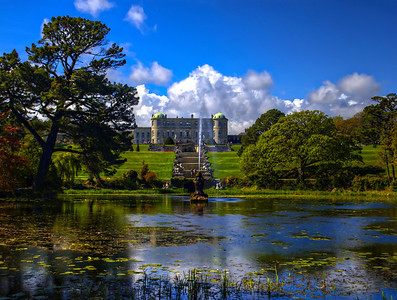 Powerscourt Estate & Gardens