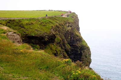 Cliffs of Moher, Ireland Copyright 2008, Tom Farmer