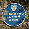 "Lismore castle is, however, the birthplace of chemist <a href=""http://en.wikipedia.org/wiki/Robert_Boyle"">Robert Boyle</a>."
