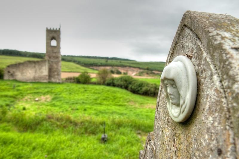 Kilamery churchyard, Kilkenny Ireland