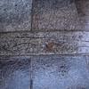 Street stone in Dublin