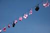 Breast cancer awareness, Kenmare, Ireland