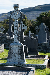 Corcomore Abbey, Ballyvaughan, Co. Clare