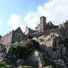 View approaching the Rock of Cashel