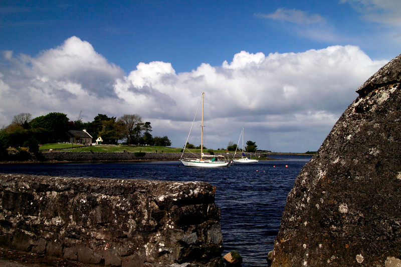 Kinvara Harbor 0572