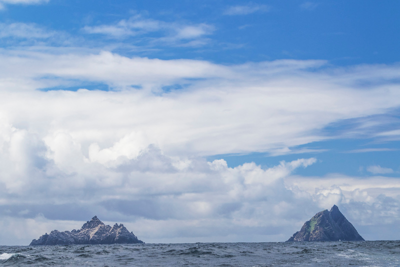 Little Skellig and Skellig Michael