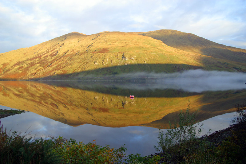 Sunrise on the Killary, Leenane, County Galway
