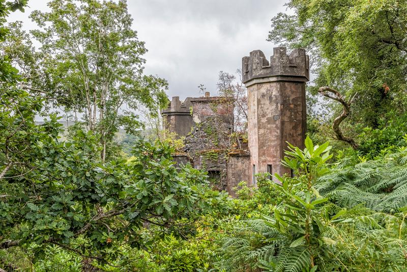 Old Castle in Killarney