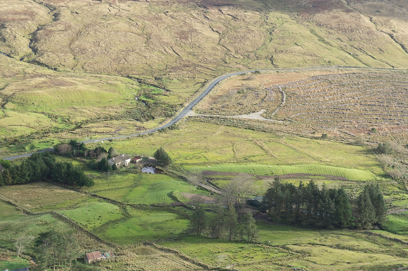 View of Ashmount, Leenane, Co. Galway