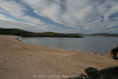Donegal - The beach we played soccer on (called football over there)