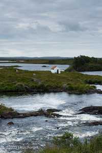On the way from Roundstone to Rossaveal, Co. Galway