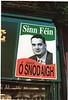 Campaign sign in Dublin