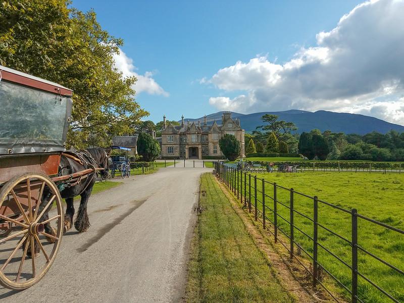 Muckross House, Killarney, Co.  Kerry