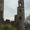 Tower at Blarney Castle.