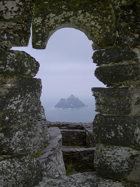 Skelligs Rock, Ireland