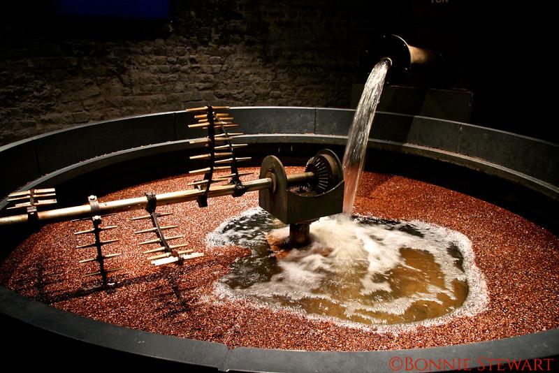 Whiskey making process