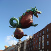 Dragon balloon in the St. Patrick's Day Parade, Dublin