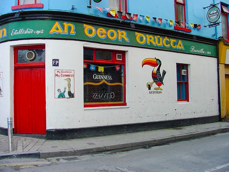 Dewdrop Inn, Galway City