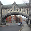 Bridge connecting Christchurch Cathedral to the Synod House