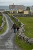 Down the lane, Inisheer, Ireland