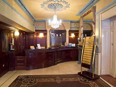 Buswell's Hotel Desk, Dublin