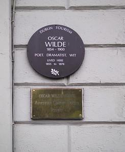 Oscar Wilde House, Dublin