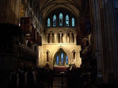 Altar at St. Patrick's Cathedral