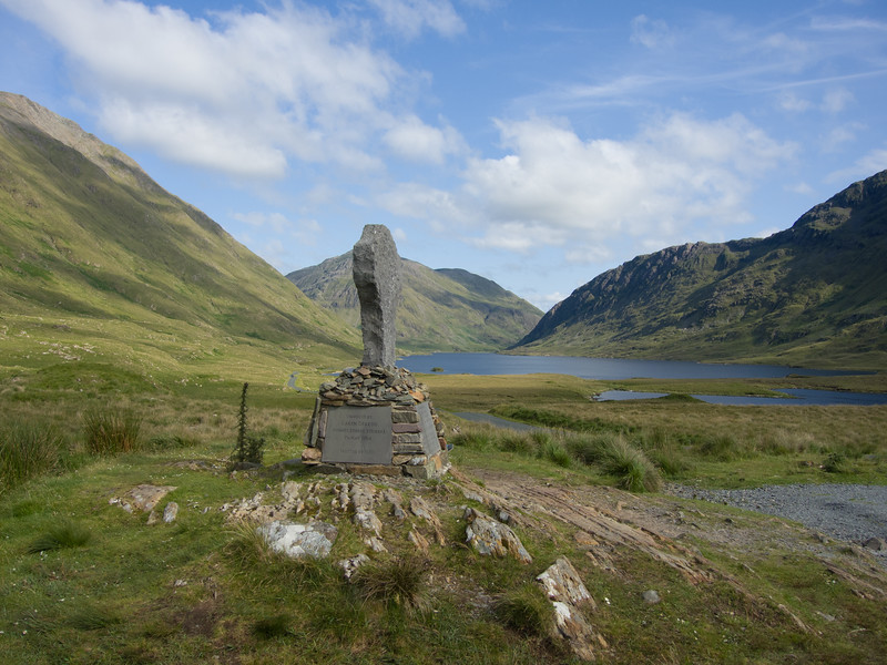 Famine Memorial at Doolough, Co. Mayo