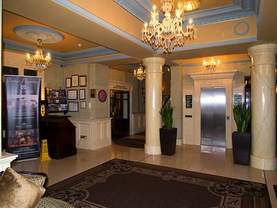 Buswell's Hotel Lobby, Dublin