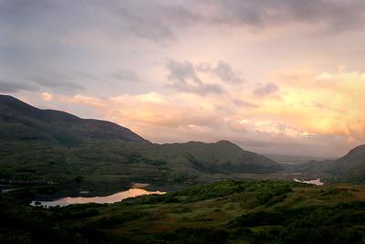 Ladie's View, Co. Kerry Ireland
