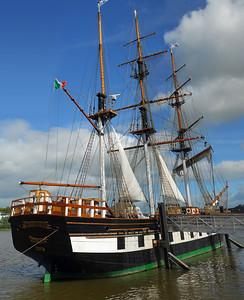 Dunbrody replica