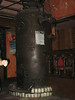 An old boiler, part of the inside decoration at The Quay, the pub / niteclub where Brian's Birthday party migrated to.