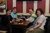 Dublin Pub, Table of Friends