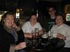 Sally, Jen, Jeff & Tanya in a Pub outside of Trim Castle.