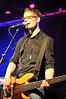 Mark on bass.