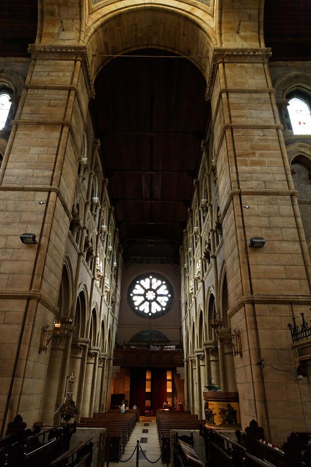 St. Finbarr's Cathedral, Cork