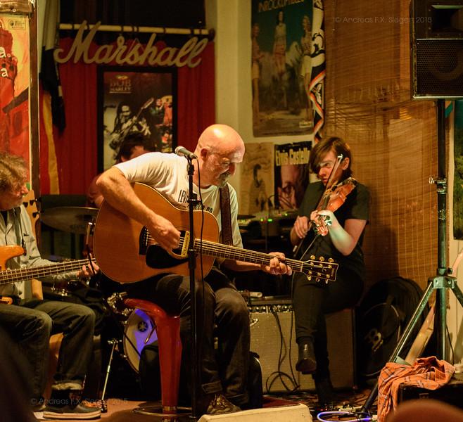 The Wonder Boys & Pat Crowley at the Wine Bar