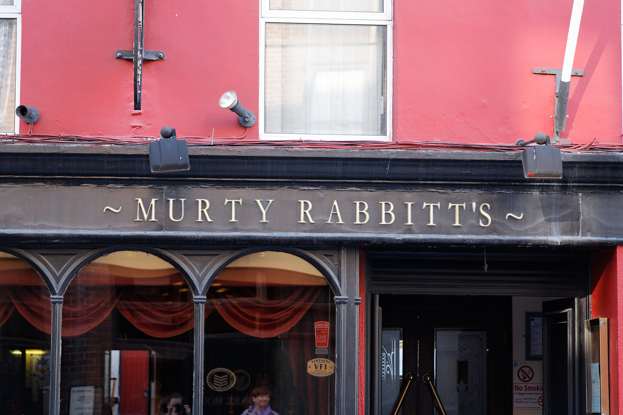 A Galway Bar