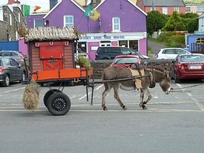 Irish odessy day five