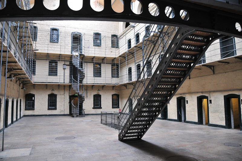 Kilmainham Gaol  /  Kilmainham Jail <br /> Dublin 11/08/2010     --- Foto: Jonny Isaksen