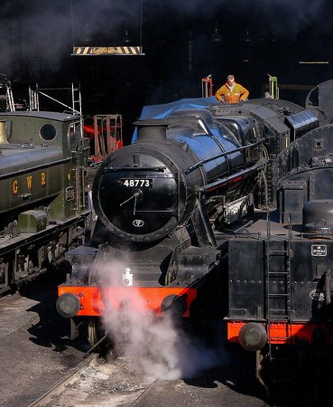 Ironbridge and Steam Railway