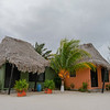 Tunnben Kin (Mayan for New Sun) beach front cabanas.