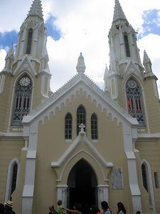 Iglesia de la Virgen Del Valle
