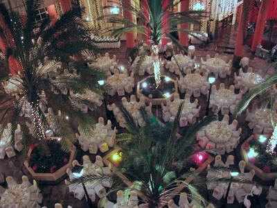 Hesperia Lobby, New Year's Eve