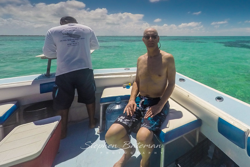 Isla Mujeres Whale Shark trip